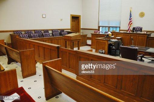 アメリカの法廷