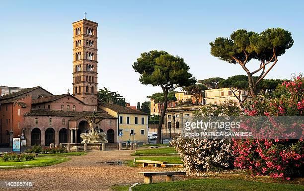Overview of Piazza Bocca delle Verit?