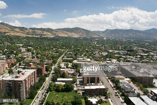 Overview of Salt Lake City