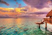 Overwater Bungalow Moorea