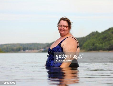 Fat Women Bathing 81