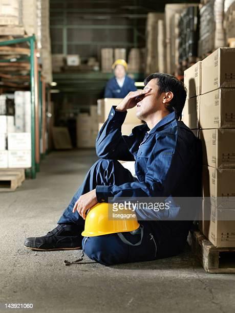 働きすぎ、日本の労働者