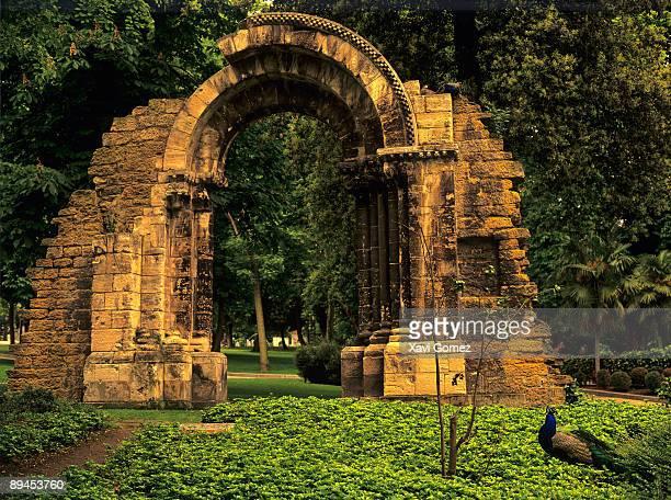 Oviedo Asturias San Francisco park