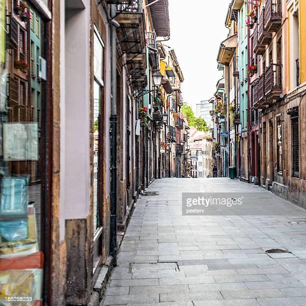 Oviedo ciudad antigua.