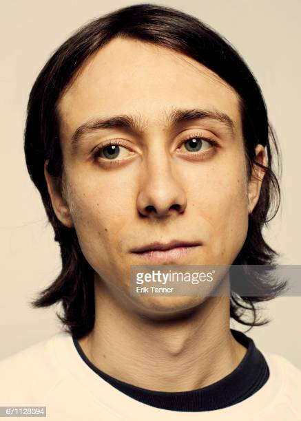 Owen Campbell from 'Super Dark Times' attends the 2017 Tribeca Film Festival portrait studio on April 20 2017 in New York City