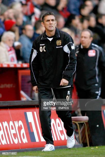 Owen Coyle Burnley manager