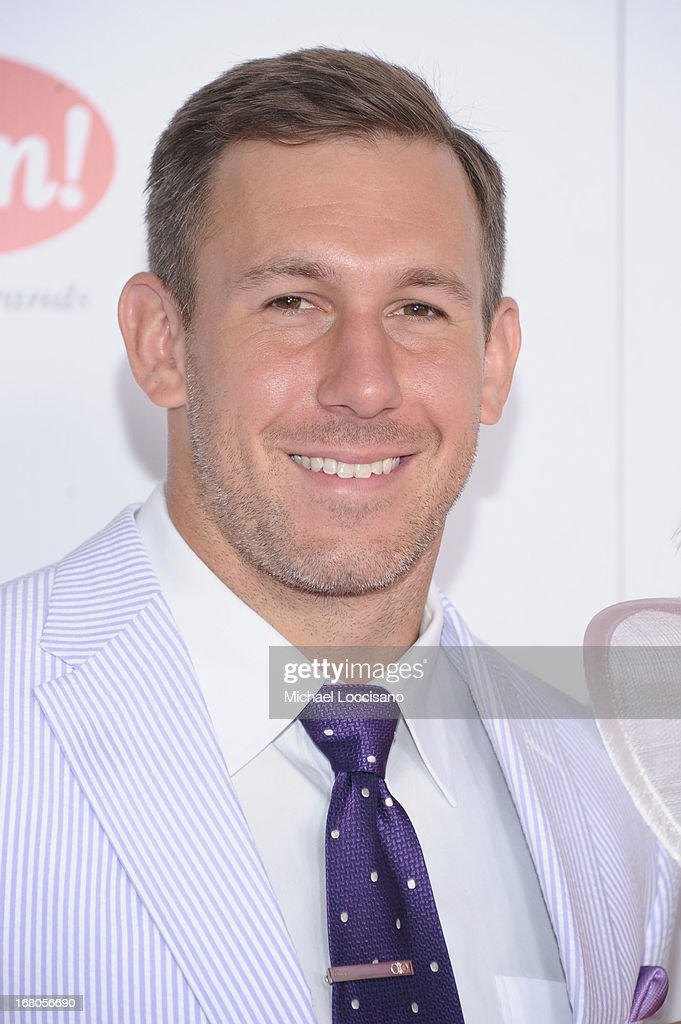 Owen Daniels attends the 139th Kentucky Derby at Churchill Downs on May 4, 2013 in Louisville, Kentucky.