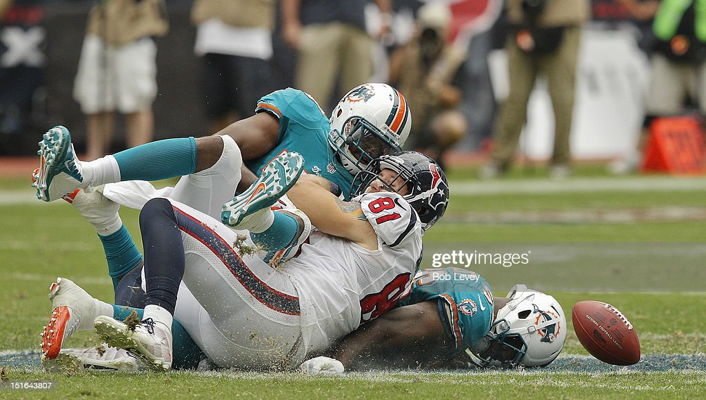 Miami Dolphins v Houston Texans