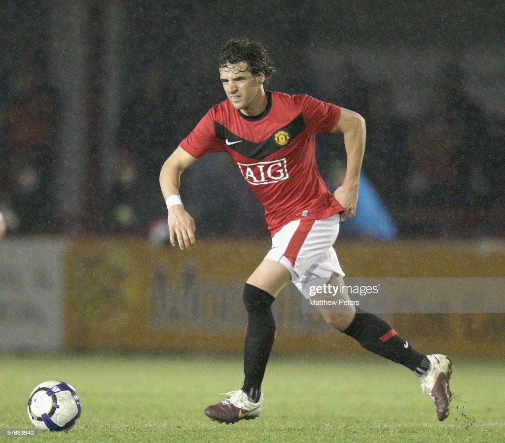Manchester United Reserves v Burnley Reserves