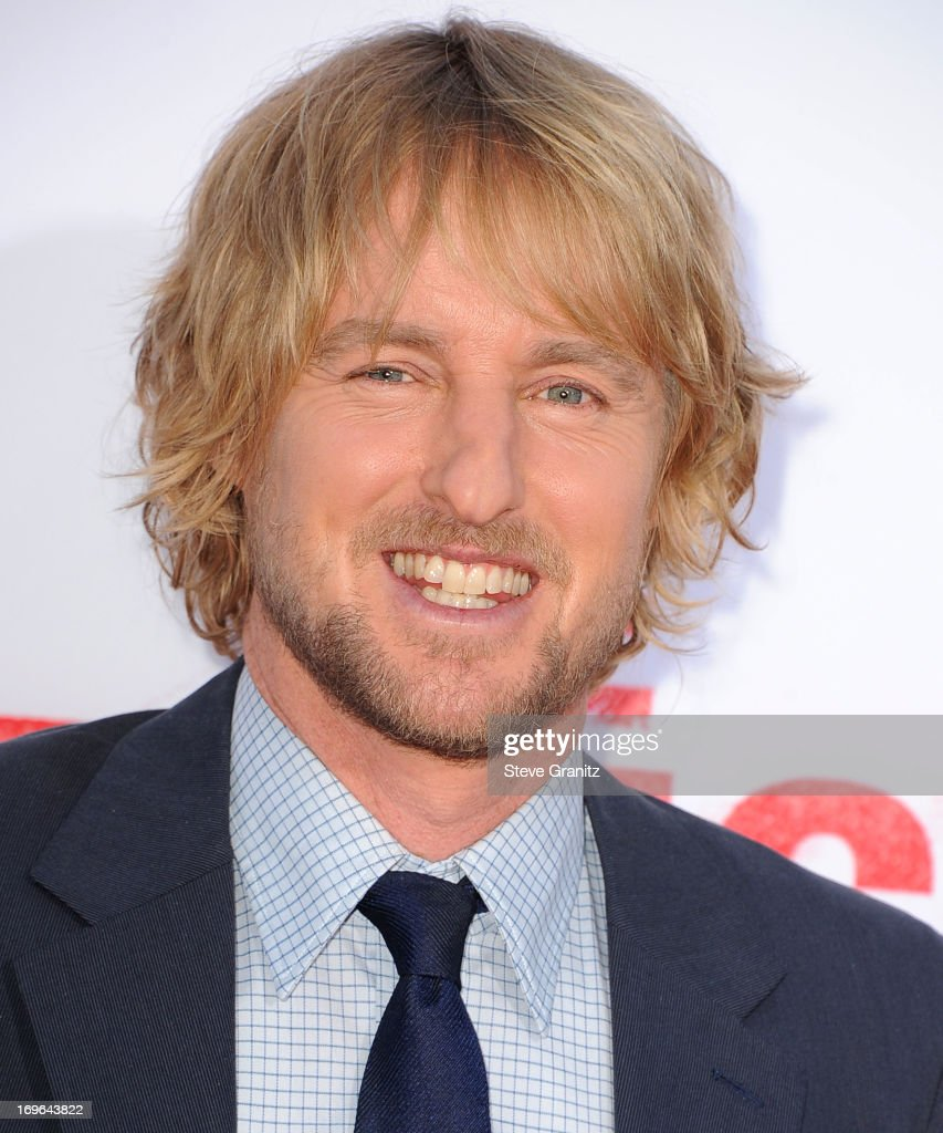 Owen Wilson arrives at 'The Internship' - Los Angeles Premiere at Regency Village Theatre on May 29, 2013 in Westwood, California.