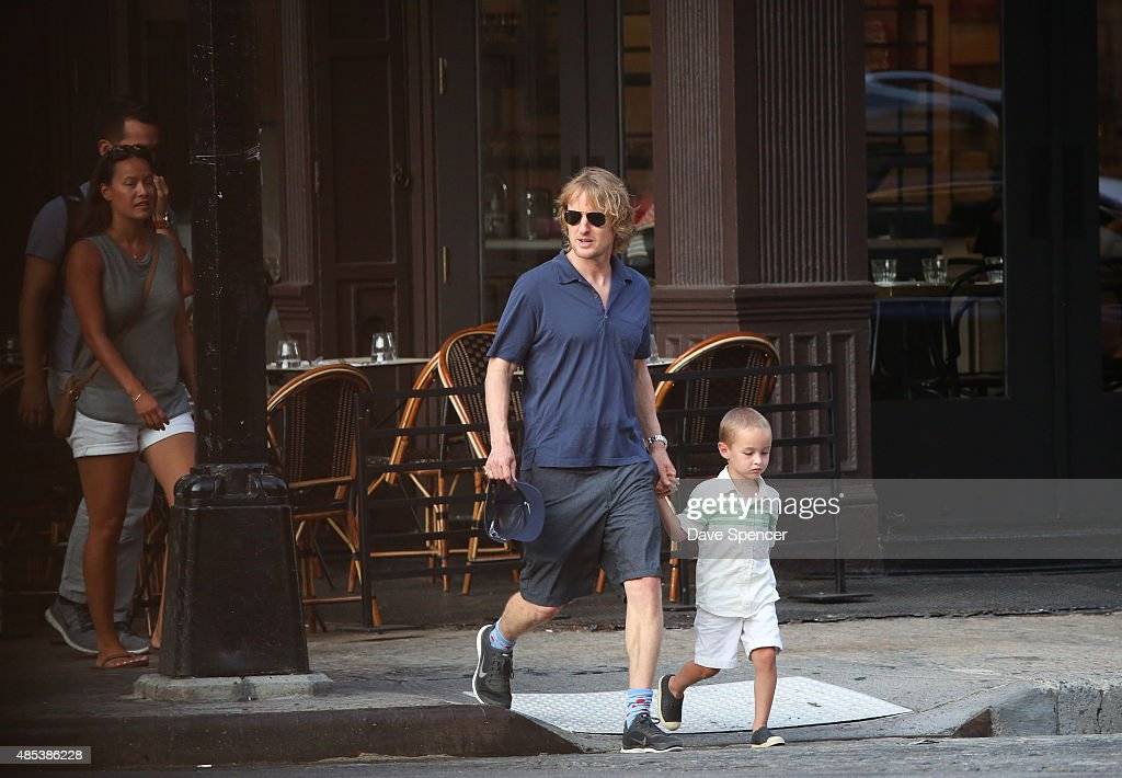 Celebrity Sightings In New York City - August 26, 2015 ...