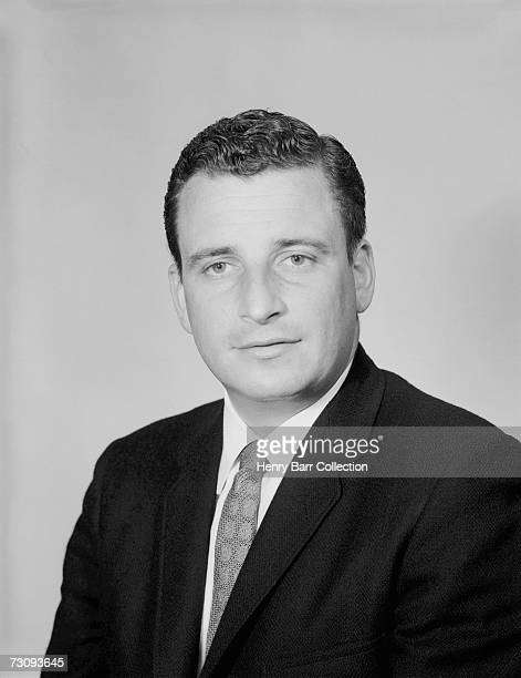 Owner Art Modell of the Cleveland Browns poses for a portrait in 1961 at Municipal Stadium in Cleveland Ohio