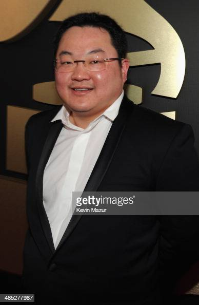 Owner EMI Music Publishing and Chairman EMI Music Publishing Asia Jho Low attends the 56th GRAMMY Awards at Staples Center on January 26 2014 in Los...