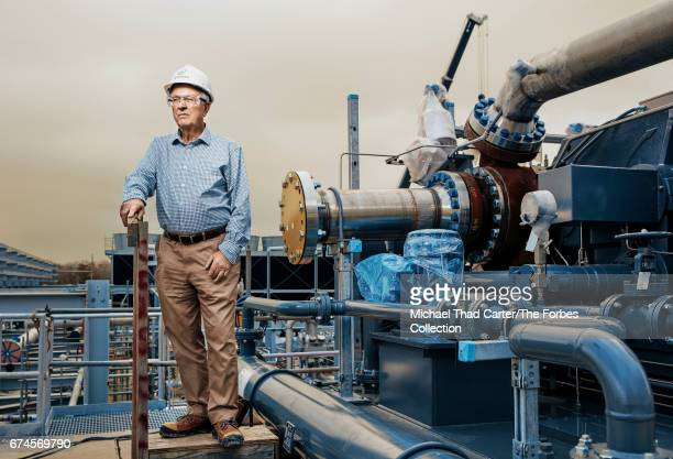Owner NET POWER LLC and GTLpetrol LLC Rodney Allam is photographed for Forbes Magazine on December 12 2016 in Texas PUBLISHED IMAGE CREDIT MUST READ...