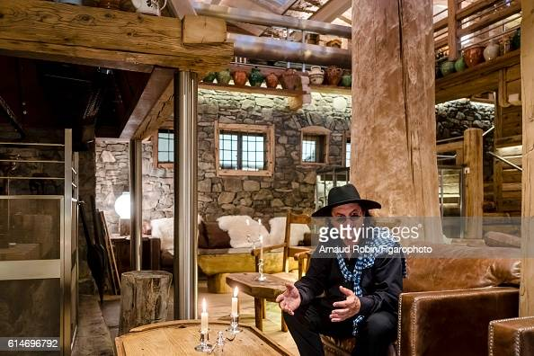 marc veyrat photos pictures of marc veyrat getty images. Black Bedroom Furniture Sets. Home Design Ideas
