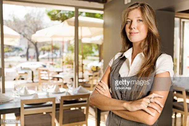 Owner of restaurant