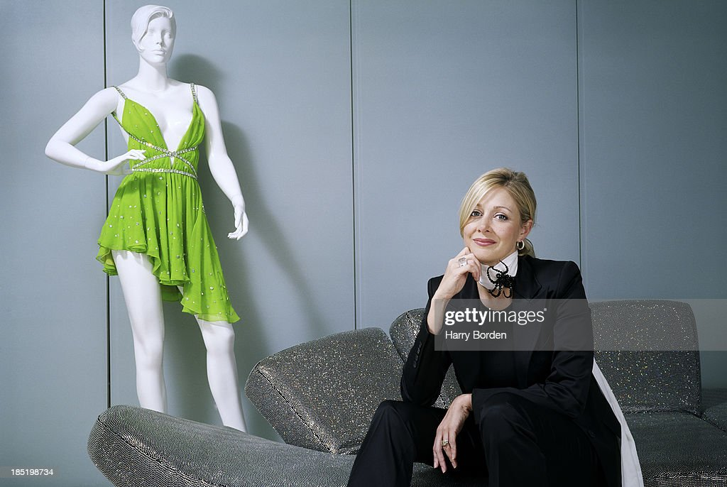 Nadja Swarovski, Forward Publishing UK, October 6, 2004