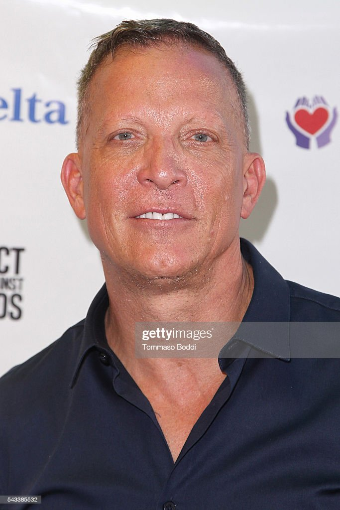 Owner of The Abbey David Cooley attends The Elizabeth Taylor AIDS Foundation Hosts HIV Testing Event at The Abbey on June 27, 2016 in West Hollywood, California.