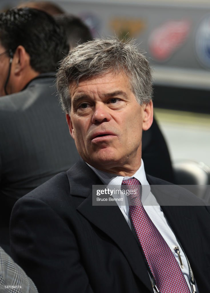 Owner of the St. Louis Blues Tom Stillman attends day two of the 2012 NHL Entry Draft at Consol Energy Center on June 23, 2012 in Pittsburgh, Pennsylvania.
