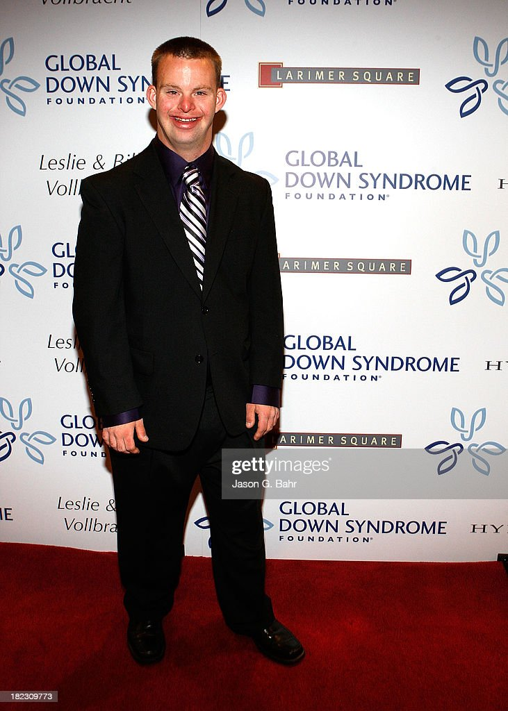 Owner of Tim's Place Restaurant Tim Harris attends the Global Down Syndrome Foundation's Be Yourself Be Beautiful Fashion Show at Sheraton Downtown Denver Hotel on September 28, 2013 in Denver, Colorado.