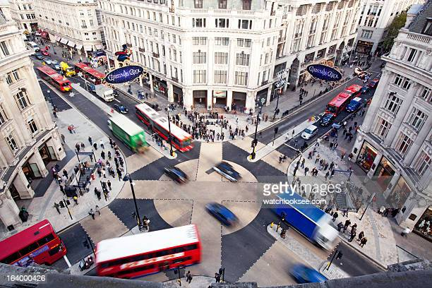 Oxford Circus Crossing - London