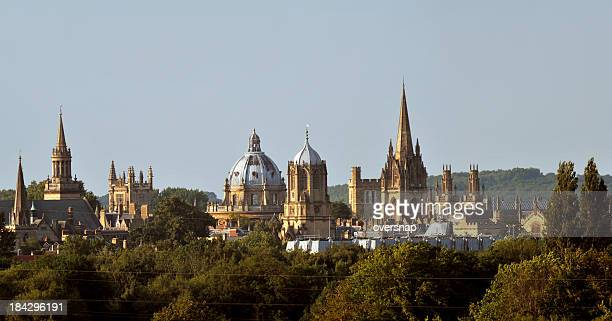 "Oxford ""Dreaming Spires"