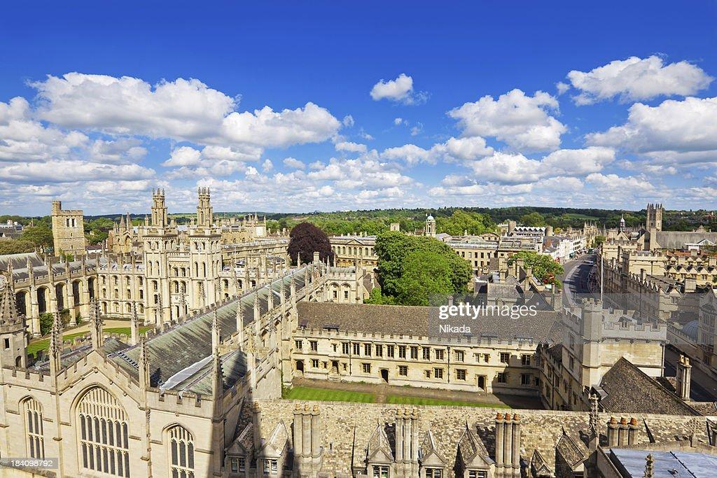 'Oxford, England'