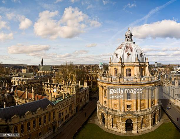 Oxford IUniversity skyline and Radcliffe Camera