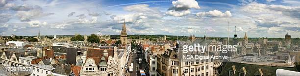 Oxford Panoramic View