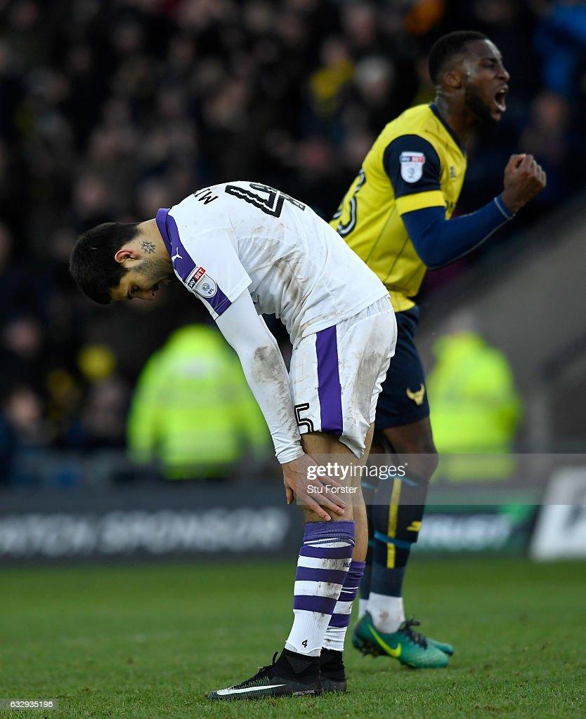 Oxford United v Newcastle United - The Emirates FA Cup Fourth Round