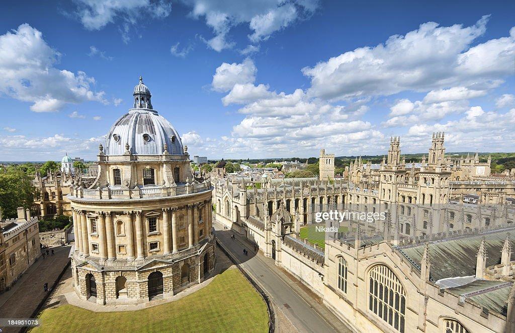 'Oxford, UK'