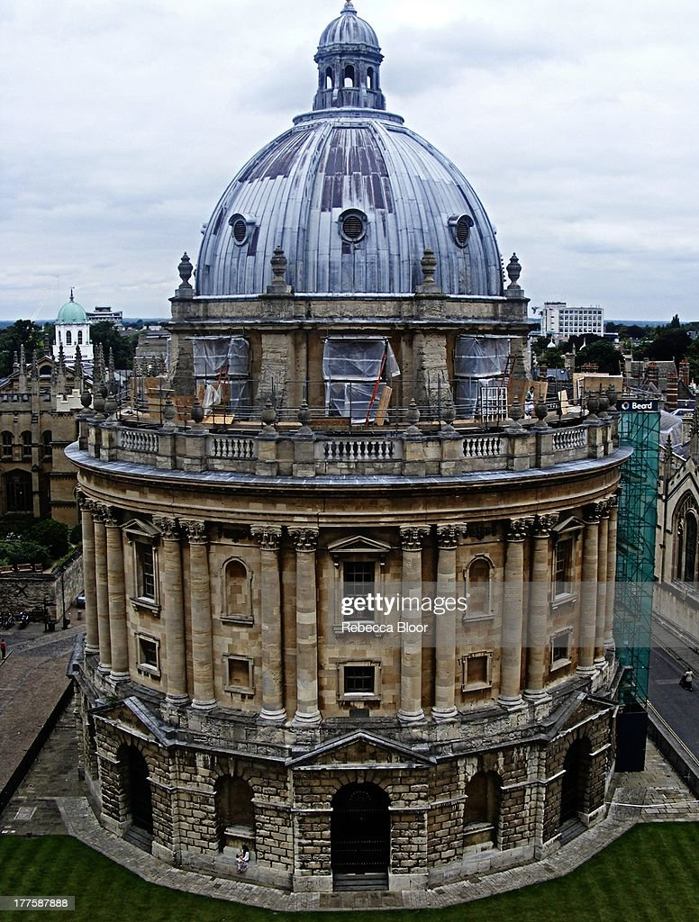 History of Oxford University