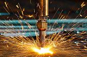 CNC Oxy-Fuel Cutting