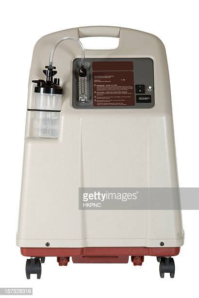 Oxygen Concentrator Isolated