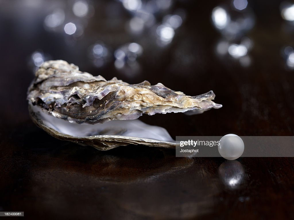 oyster and pearl