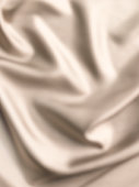 Oyster coloured silk background