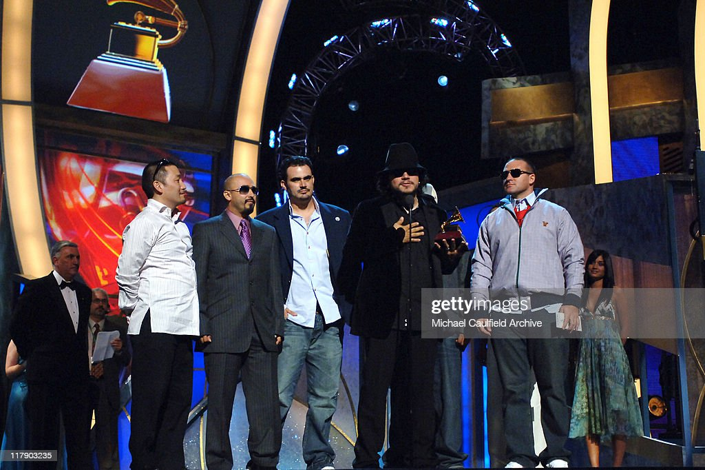 The 6th Annual Latin GRAMMY Awards - Pre-Telecast
