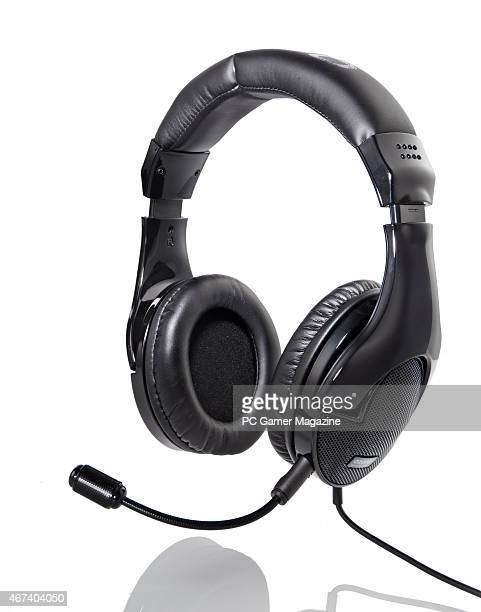 A Ozone Onda Pro gaming headset taken on April 2 2014