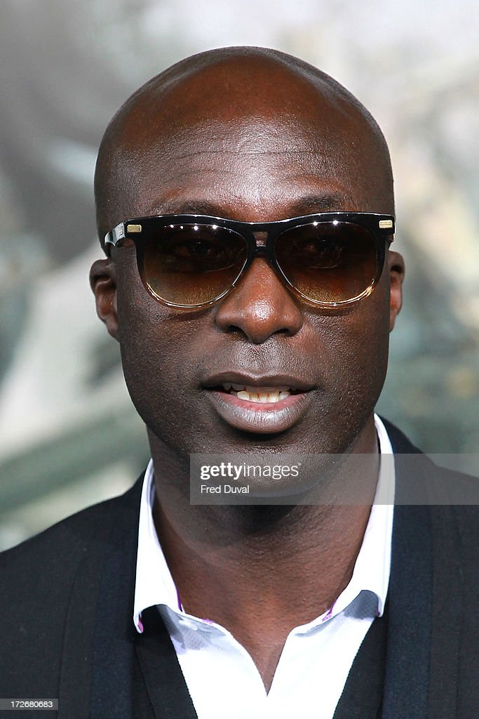 Ozwald Boateng attends the European Premiere of Pacific Rim at BFI IMAX on July 4, 2013 in London, England.
