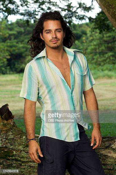 Ozzy Lusth currently living in Venice Calif previously seen on SURVIVOR COOK ISLANDS and SURVIVOR MICRONESIA is one of two former survivors returning...