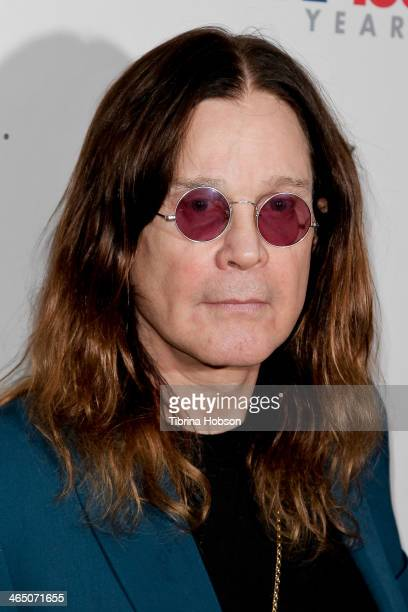 Ozzy Osbourne attends the ASCAP's 2014 GRAMMY nominee brunch at SLS Hotel on January 25 2014 in Beverly Hills California