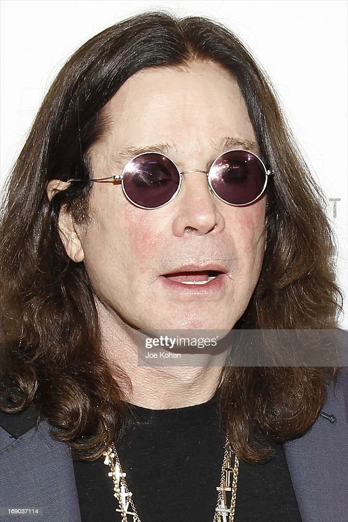 <a gi-track='captionPersonalityLinkClicked' href=/galleries/search?phrase=Ozzy+Osbourne&family=editorial&specificpeople=138608 ng-click='$event.stopPropagation()'>Ozzy Osbourne</a> attends the L.A. Gay & Lesbian Center's 2013 'An Evening With Women' Gala at The Beverly Hilton Hotel on May 18, 2013 in Beverly Hills, California.