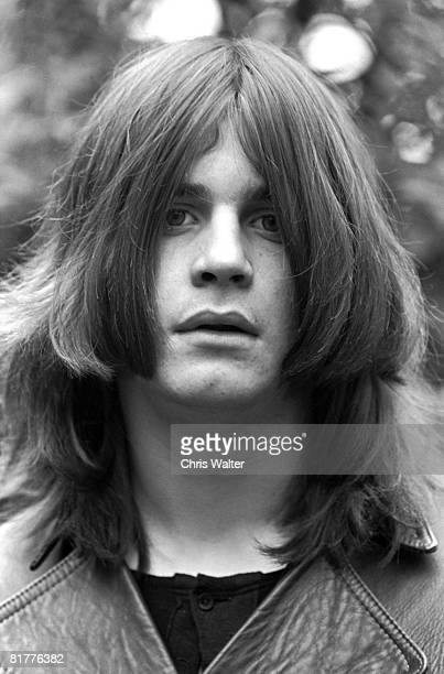 Ozzy Osbourne of Black Sabbath 1970