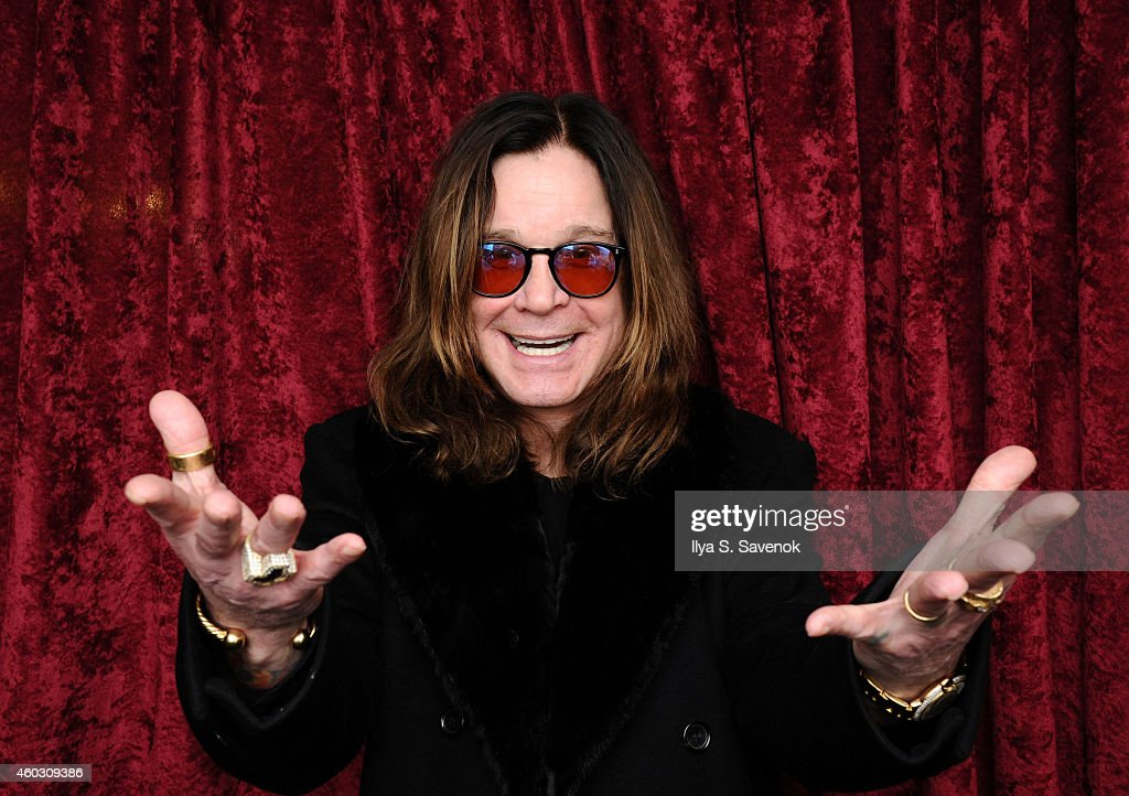 <a gi-track='captionPersonalityLinkClicked' href=/galleries/search?phrase=Ozzy+Osbourne&family=editorial&specificpeople=138608 ng-click='$event.stopPropagation()'>Ozzy Osbourne</a> visits the SiriusXM Studios on December 11, 2014 in New York City.