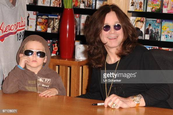 Ozzy Osbourne Book Signing At Barnes And Noble Photos And Images Getty Images
