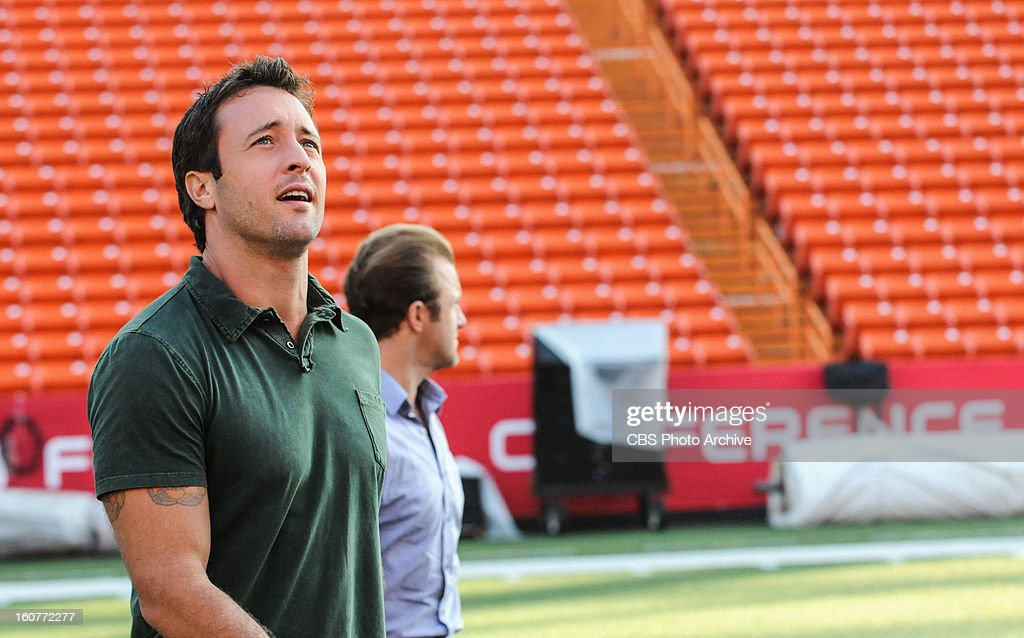 'Pa' ani' -- It's an All-Pro football weekend in Hawaii and while Danny (Scott Caan, right, with Alex O'Loughlin, left) obsesses about the big game, Five-0 investigates the murder of a tech executive with the help of a star football player, on HAWAII FIVE-0, on HAWAII FIVE-0, Monday, Feb. 18(10:00-11:00 PM, ET/PT) on the CBS Television Network.