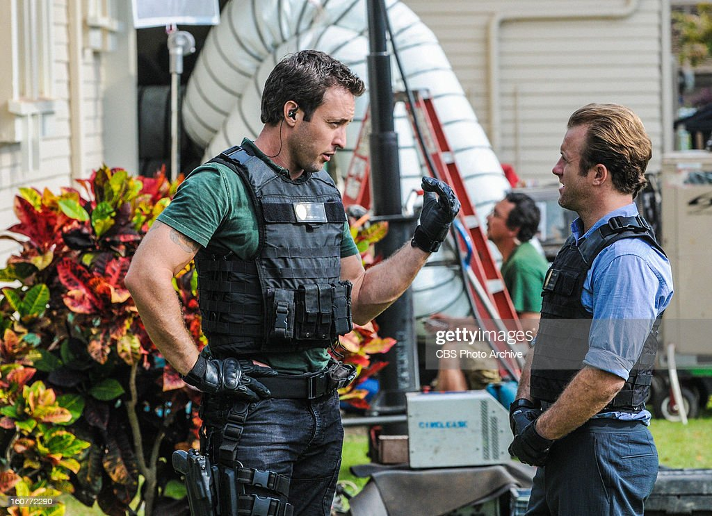 'Pa' ani' -- It's an All-Pro football weekend in Hawaii and while Danny (Scott Caan, right, with Alex O'Loughlin, left) obsesses about the big game, Five-0 investigates the murder of a tech executive with the help of a star football, on HAWAII FIVE-0, Monday, Feb. 18(10:00-11:00 PM, ET/PT) on the CBS Television Network.