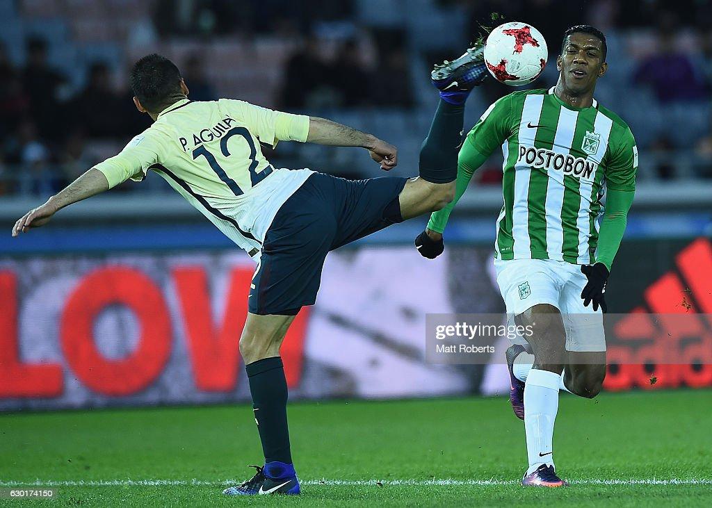 Photos et images de Club America v Atletico Nacional - FIFA Club ...