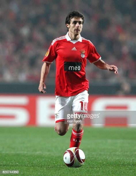 Pablo Aimar Benfica / Liverpool 1/4 finale aller Europa League Stade de la Luz Lisbonne