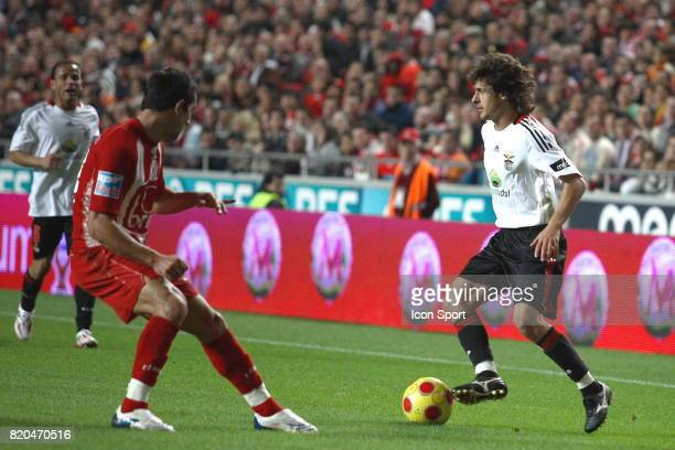 Pablo AIMAR Benfica / Deportivo das Aves Coupe du Portugal